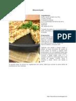 Okonomiyaki Tortilla a La Japonesa
