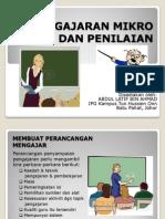 Pengajaran Mikro Dan Penilaian_t10