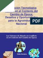 (1) Agroindustria Nacional