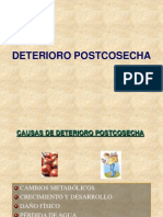 (3) DETERIORO POSTCOSECHA