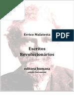Malatesta - Escritos Revolucionários