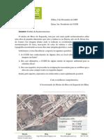 Denúncia de Obra na Fuseta - CCDR