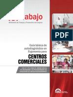 Guia Autodiagnostico Ergonomia Centro Comerciales