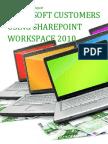 Microsoft Customers using SharePoint Workspace 2010 - Sales Intelligence™ Report