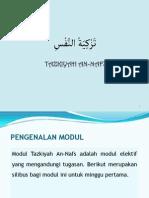 Tazkiah Nafs Mg 1