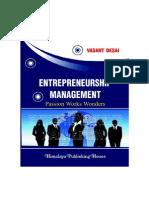 Enterprenership Management Chapter Preview