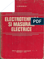 Electrotehnica Si Masurari Electrice