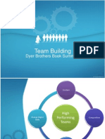 team building - proven strategies for improving team performance - book summary