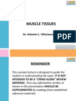 Muscle Tissue 1&2