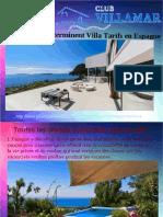 Facteurs Qui Déterminent Villa Tarifs en Espagne