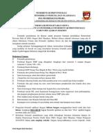 formulir pendaftaran bali mandara