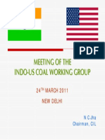 India's Coal Industry & CIL