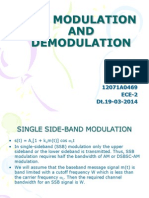 single side band