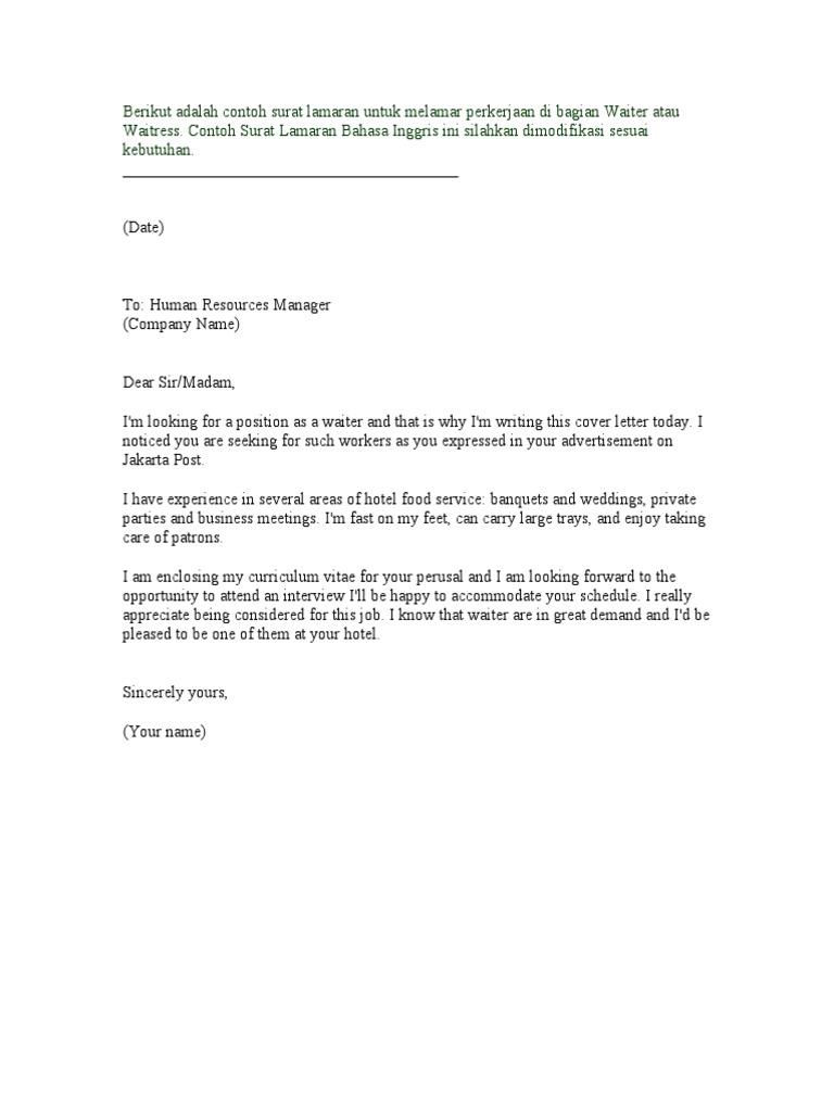 contoh application letter Ini 9 contoh application letter cv bahasa inggeris - application letter merupakan surat bisnis atau sebuah surat yang berfungsi untuk melamar sebuah pekerjaan disebuah perusahaan atau di sebuah institusi.