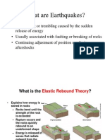 Earthquakes presentation ppt