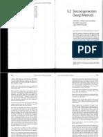 Rittel 1984 Second Generation Design Methods