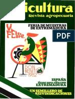 Agricultura Extremadura