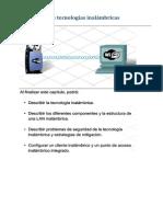 Las Tecnologías Inalámbricas UD06 BASICO