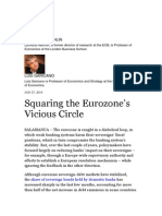 27-1-2014Squaring the Eurozone's Vicious Circle
