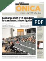 Cronica Universitaria 28-01-2014