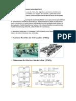 Células y Sistemas de Fabricación Flexible