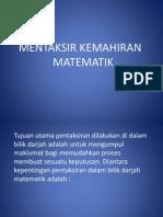 MATEMATIKds