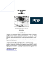 Design for Climate