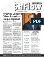 Cashflow Express - Why Wait for Wealth? It's Right Here with Randy Reiff, CEO of FirstKey Lending