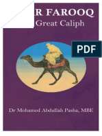 Umar Farooq - The Great Caliph by Dr. Pasha Mohamed Abdullah