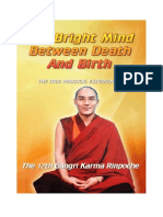 The Bright Mind Between Death And Birth by The 12th Gangri Karma Rinpoche