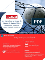 Ipsos France Foot Avril 2014 VDEF