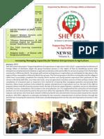 Newsletter Vi - She-era, May-2014