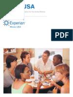Mosaic Classification Market Segmentation System