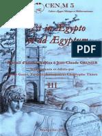 La Hiérarchie Des Êtres Vivants Selon La Conception Égyptienne FsGrenier