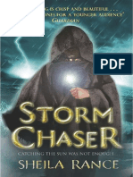 Storm Chaser by Shelia Rance