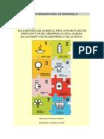Palnificación Participativa ODM