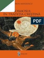FLORIN MIHAESCU Cosmosul in Traditia Crestina
