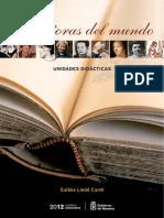 LLEDO CUNILL_Escritoras Del Mundo.unidades Didacticas
