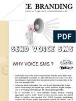 Voice Sms for Sale