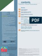 Pediatrics in Review May 2012