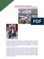INFORME IPUL HONDURAS.Octubre 2009