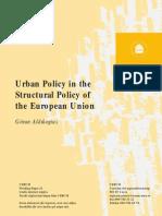 Urban Policy EU