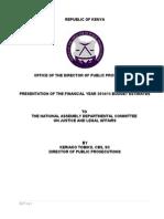 2014-15 Budget Presentation Updated 12.5.14