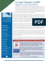 Lake Ontario Lakewide Management Plan Update 2009