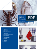 Allianz Basics Styleguide