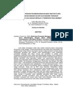 Efektivitas Perawatan Menggunakan Madu Nektar Flora Dibandingkan Dengan Silver Sulfadiazine Terhadap Penyembuhan Luka Bakar Derajat II Terinfeksi Pada Marmut.