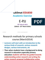 Action Research AE