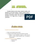 Cursul 8.Ecosistemul Antropic Local