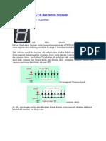 Belajar Simulasi AVR Dan Seven Segment