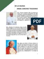 Los 266 Papas de La Iglesia